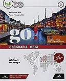 Go! Per la Scuola media. Con e-book. Con espansione online. Con Libro: Atlante: 2