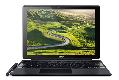Acer Switch Alpha 12 (SA5-271) NT.GDQSI.012 12-inch Laptop (Core i3-6006U/4GB/128GB...