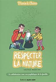Marie & Claire : respecter la nature par Bénédicte Voile