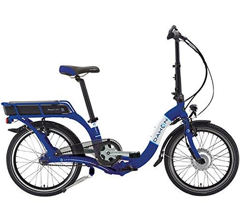 Dahon Ciao Ei7 Vélo Pliable Mixte Adulte, Bleu Foncé, Taille 20
