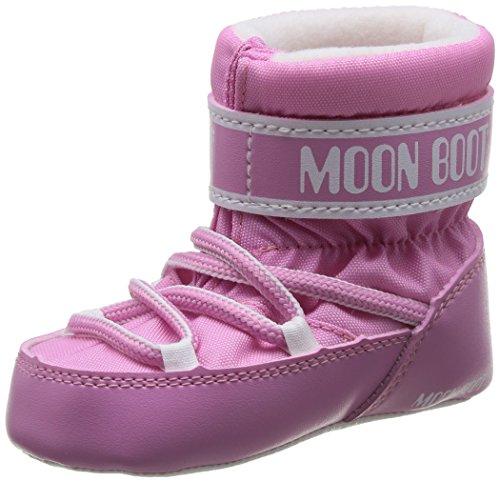 Moon Boot Crib, Stivaletti, Unisex - bambino, Rosa (Rosa Chiaro), 19/20