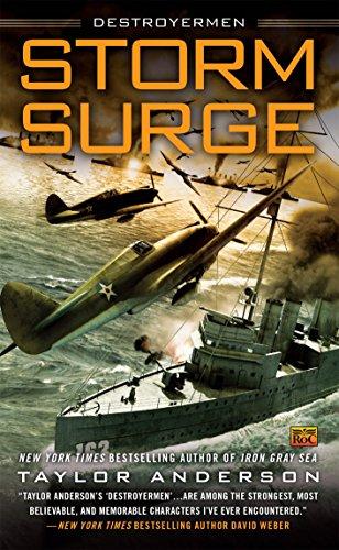Storm Surge (Destroyermen (Paperback)) por Taylor Anderson