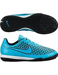 various colors 38e6c 049dc Nike JR Magista Onda TF Zapatillas para Futbol Azul para Ninos