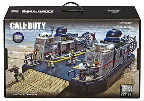 Call Of Duty – Mega Bloks Hovercraft
