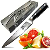 """Best Japanese Knives - ZELITE INFINITY Utility Knife 6"""" - Alpha-Royal Series Review"""
