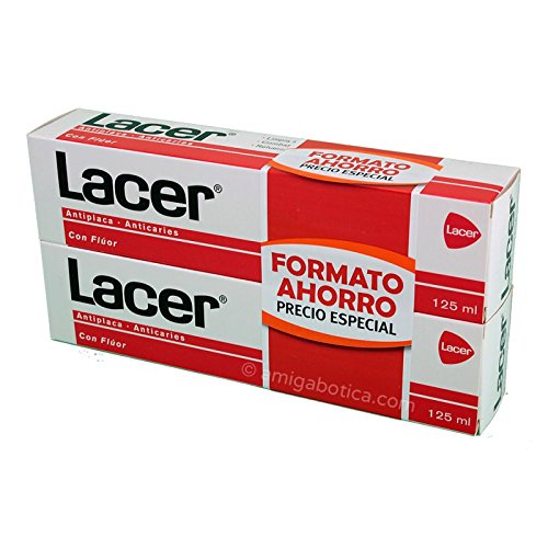 LACER Flúor Pasta DentrÃ