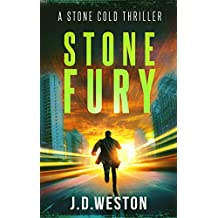 Stone Fury: A Stone Cold Thriller (Stone Cold Thriller Series Book 2) (English Edition)
