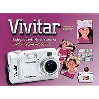 Vivitar Vivicam 3765 Digitalkamera, 3 Megapixel, 3-fach optischer Zoom