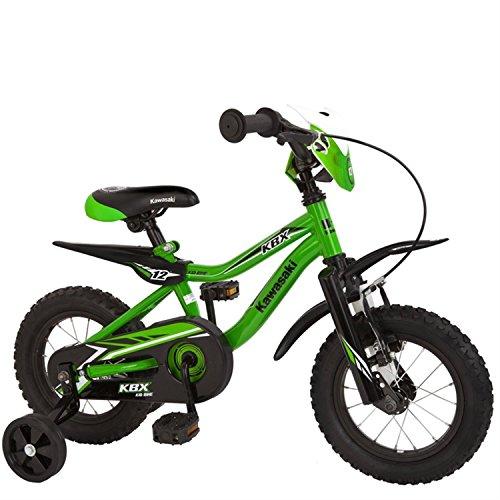 Kawasaki Fahrrad KBX grün