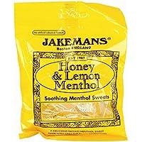 Jakemans Honey & Lemon Bags 100g (Pack of 10) preisvergleich bei billige-tabletten.eu
