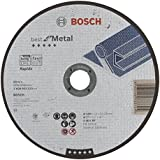 Bosch 2 608 603 520  - Disco de corte recto Best for Metal - Rapido - A 46 V BF, 180 mm, 1,6 mm (pack de 1)