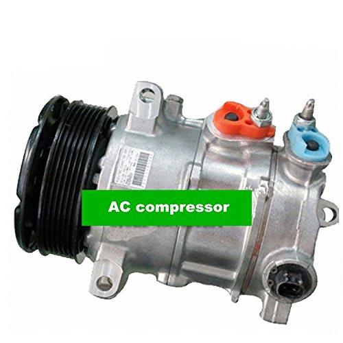 Gowe AC Kompressor mit Kupplung für Auto Dodge Avenger für Auto Chrysler Serbing - Mit Ac Kompressor Kupplung