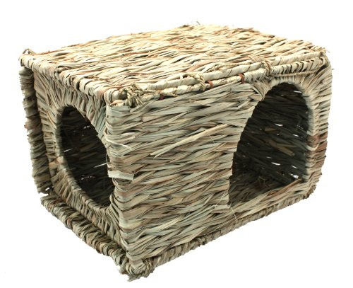 Happy Pet Grassy Small Animal Hideaway Large Test