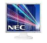 NEC Multisync EA193Mi/WH48,2cm 19Zoll IPS TFT W-LED BL 5:4 250cd 1000:1 6ms 1280x1024 DVI-D DisplayPort weiss m. silb. Rahmen