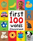 First 100 Words (Soft to Touch Board Books) (First 100 Soft To Touch)