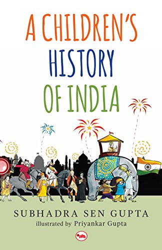 A Children's History of India (English Edition)
