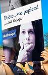 Poètes, vos papiers ! : Pour Asli Erdogan par Shevchenko