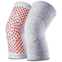GSS- Rodillera Soporte de Rodilla Deportes Calentador de piernas Artritis Viejo Frío Piernas Unisex Viejo Hombre Reumatismo Piernas