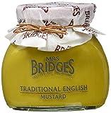 Mrs. Bridges, Salsa para untar (Mostaza tradicional) - 6 de 200 gr. (Total: 1200 gr.)
