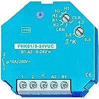 ubiwizz serfsr61-230V Radio Actuator Relay Relay, Blue preiswert