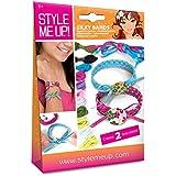 Style me up! - 404 - Loisir Créatif - Perles et Bijoux - Bracelets Soyeux