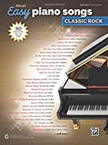 Best Alfred Love Songs Piano Musics - Alfred's Easy Piano Songs -- Classic Rock: 50 Review