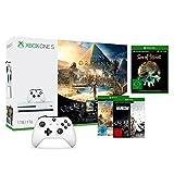 Xbox One S 1TB Konsole - AC Origins Bundle inkl. TCs Rainbow Six: Siege, Sea of Thieves & 2 Xbox Controller