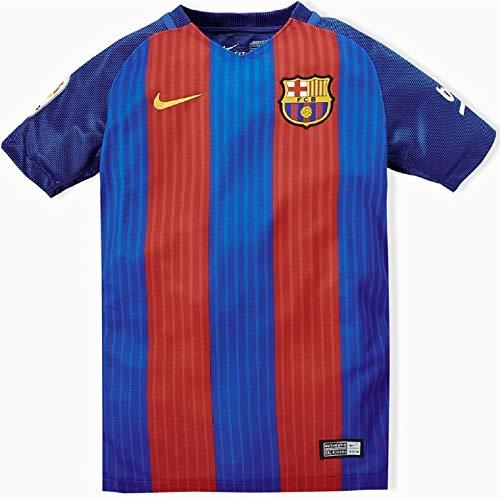 2016-2017 Barcelona Home Nike Shirt (Kids) -