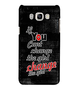 Fuson Designer Back Case Cover for Samsung Galaxy J7 Prime (2016) (If you can't change theme)