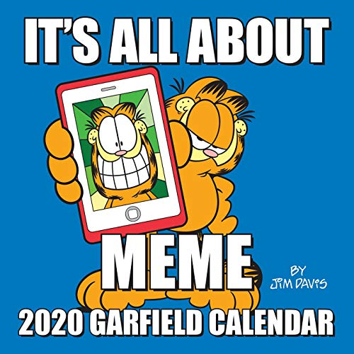 It's All About MeMe Garfield 2020 Calendar par Jim Davis