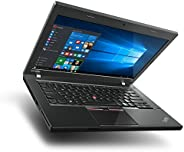 (Renewed) Lenovo Thinkpad L460 14-inch Laptop (Core i5 6th Gen/8 GB/256 GB SSD/Windows 10/MS Office Pro 2019/I