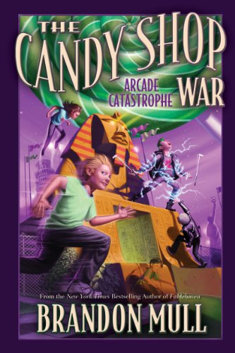 Arcade Catastrophe (Candy Shop War) por Brandon Mull