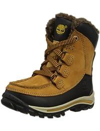 Timberland HP WP Boot, Unisex-Kinder Schneestiefel