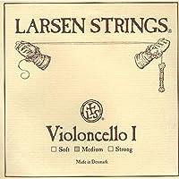 Larsen para violonchelo de una cadena de caracteres–4/4tamaño–de calibre mediano