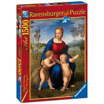Ravensburger 16224 Renoir: Sulla Terrazza Puzzle 1500 pezzi: Amazon ...