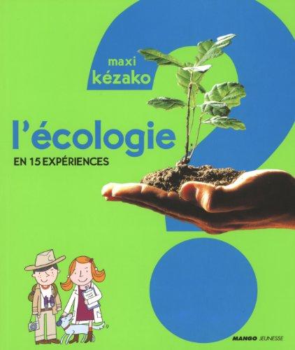 L'écologie par Charline Zeitoun