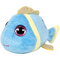 Famosa Softies - Peluche Pez Payaso, Color Azul (700012810)