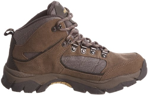 50 Peaks by Hi-Tec Denali Wp, Chaussures randonnée femme Brun (Clay/Light Taupe/Golden Haze)