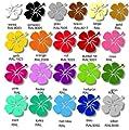 Wandtattoo mit dem Namen ihres Kindes Wunschnamen + 10 Schmetterlingen 120cm x 26 cm Spruch Kinderzimmer Wandtatoo Sticker exclusiv für sie gefertigt in 21 Top Farben Auswählbar Kinderzimmer Baby ein tolles Geschenk auch zur Geburt oder Taufe (bitte tei