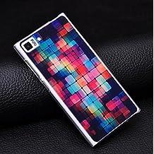Prevoa ® 丨 Xiaomi MI 3 Mi3 M3 Funda - Colorful Silicona Funda Cover Case para Xiaomi MI 3 Mi3 M3 5,0 Pulgadas Android Smartphone - 2