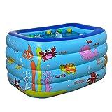 TISNA Defect Aufblasbare badewanne verdicken aufblasbare badewanne des babyfamilienheim-babybades 3...
