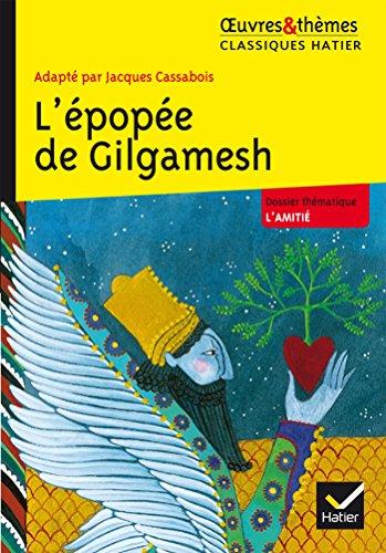 L'épopée de Gilgamesh par Jacques Cassabois