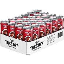 Take Off Energy und Fruit Mix, 24er Pack, Einweg (24 x 330 ml)