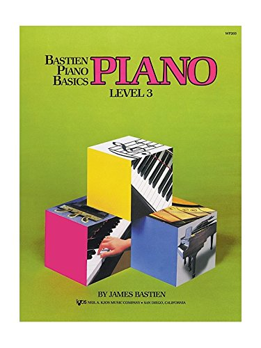 James Bastien: Piano Basics Level 3 - Dutch Version. For Pianoforte