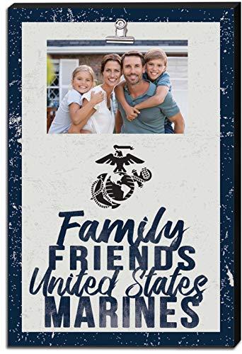KH Sports Fan United States Marine Corps Wandschild mit Clip, 45,7 x 30,5 cm, Mehrfarbig -