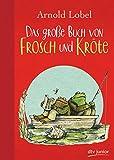 Das große Buch von Frosch und Kröte -