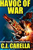 Havoc of War (Warp Marine Corps) (Volume 5)