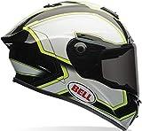 Bell Street 2017Star Erwachsenen-Helm, Pace schwarz/orange, Größe L