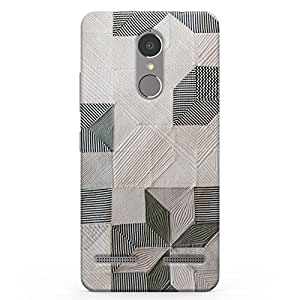Printed back cover for Lenovo K6 by Motivatebox.Pattern design, Polycarbonate Hard case with premium quality and matte finish