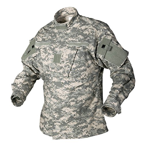 Ripstop-uniform (Helikon-Tex ACU Combat Shirt Uniform -Polycotton Ripstop- UCP)